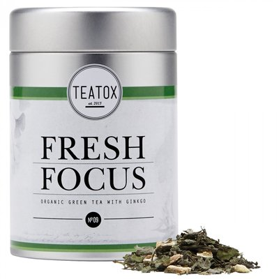 Fresh Focus (Organic green tea with ginkgo)