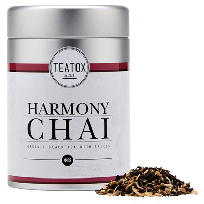 Harmony Chai (Organic Black Tea With Spices)