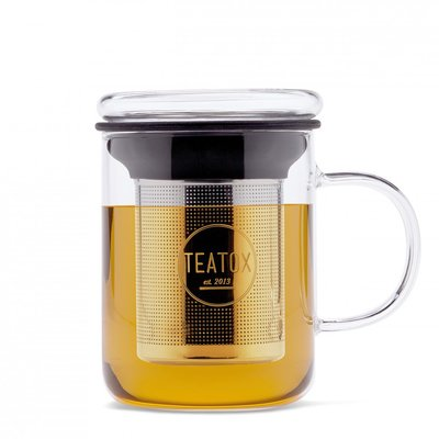 Glass Tea Mug